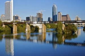 Austin Downtown River