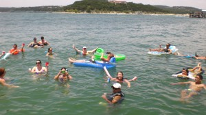 Lake Travis Party Barge