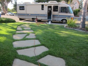 Our RV, 1991 Fleetwood Pace Arrow 32 feet