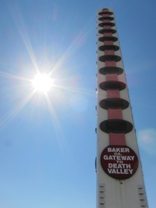 Baker Death Valley Thermometer