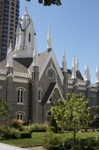 Temple Square Assembly Hall