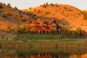 Grey Cliffs Ranch in Three Forks, Montana