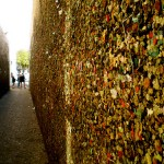 Bubblegum Alley in San Luis Obispo, CA