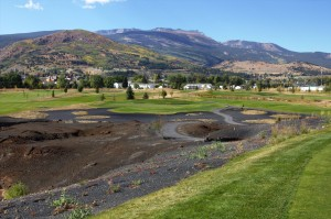 Old Works Golf Course in Anaconda, Montana
