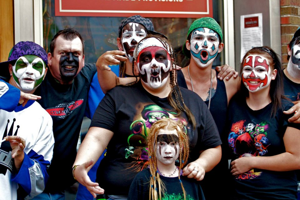 Insane Clown Posse in Missoula