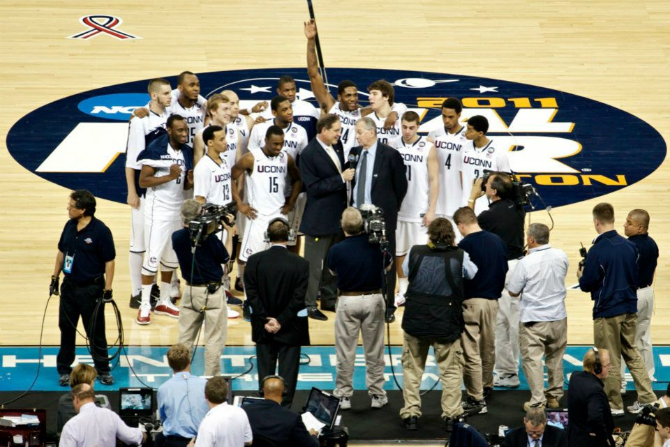 UCONN Mens Basketball NCAA Champs